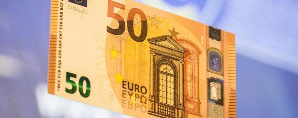 86706bef9e Ecco la nuova banconota da 50 euro Entrerà in circolazione ad aprile 2017