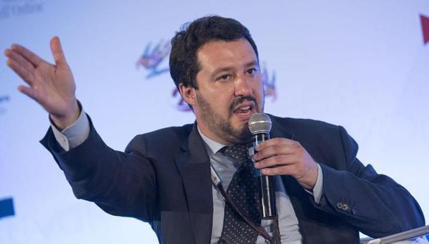 Arresti GdF: Salvini, Alfano si dimetta