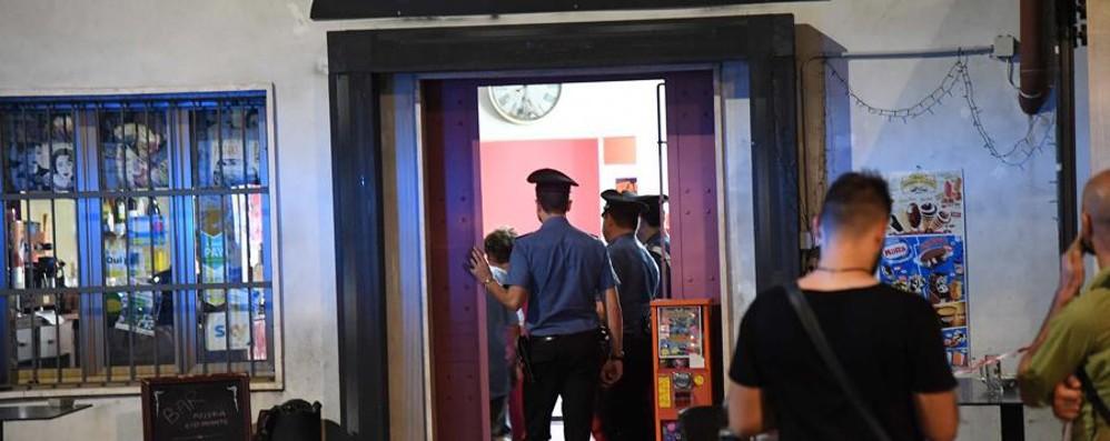 Ciserano, il giallo della pistola scomparsa Carabinieri sulle tracce del fuggitivo