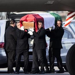 Dacca, la salma di Maria tornata in Italia Mercoledì l'autopsia sulle vittime