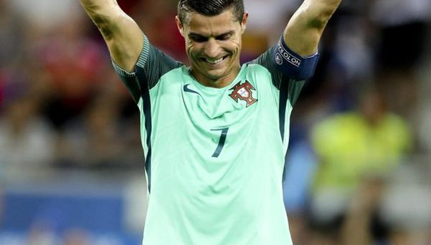 Euro 2016: Portogallo-Galles 2-0