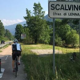 Mai fatto la ciclabile della Val Brembana? Percorrila tutta «in sella» con noi - video