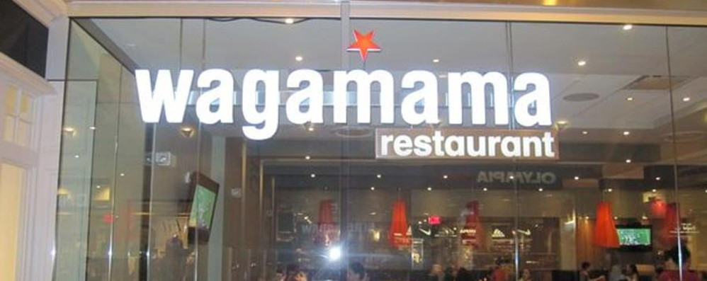 Percassi porta in Italia Wagamama catena di ristorazione giapponese