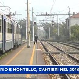Treno per Orio e raddoppio per Montello, centieri entro il 2018