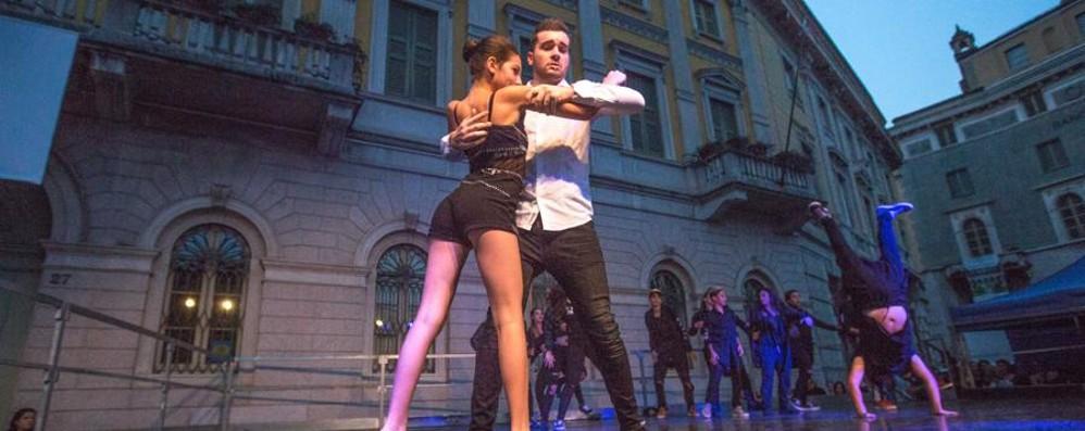 Bergamo Balla, seconda serata Stavolta non c'è stato il pienone