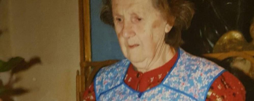 L'anziana uccisa a Torre de' Busi La svolta: c'è un uomo arrestato