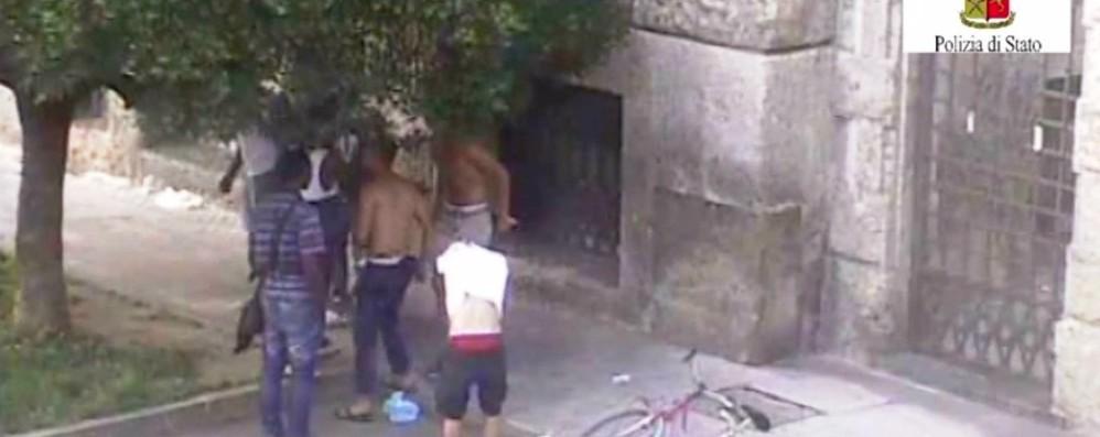Rapina in piazzale Alpini, 3 arresti Guarda il video della rissa