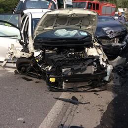 Pauroso incidente a Fiorano Un 61enne in gravissime condizioni