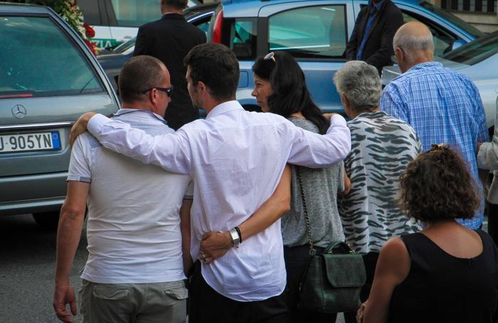 I funerali di Borgo di Terzo