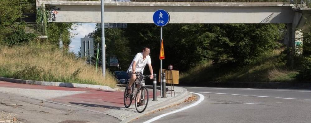Viaggio sulle piste ciclabili cittadine Pagelle: asfalto, segnaletica e difficoltà