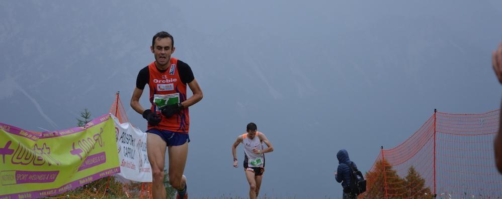 Corsa in montagna: Valle Brembana  e Valli Bergamasche Leffe tricolori