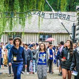 Il pellegrinaggio della memoria -foto/video I bergamaschi dalla Gmg ad Auschwitz