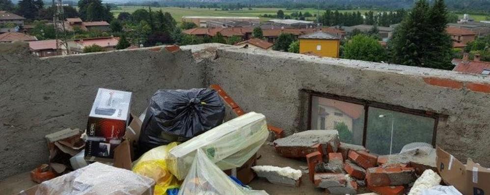 Maltempo: ultimi interventi dei pompieri A Loreto sfiorata la tragedia in un box