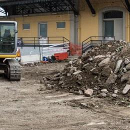 Piazzale Marconi, più spazi per la sosta   I lavori? Finiranno a settembre - foto