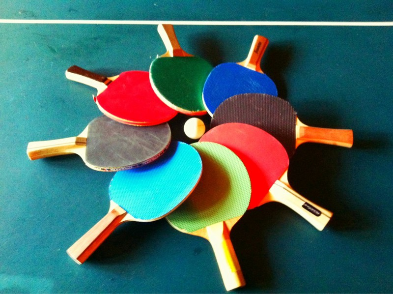 Torneo di ping pong