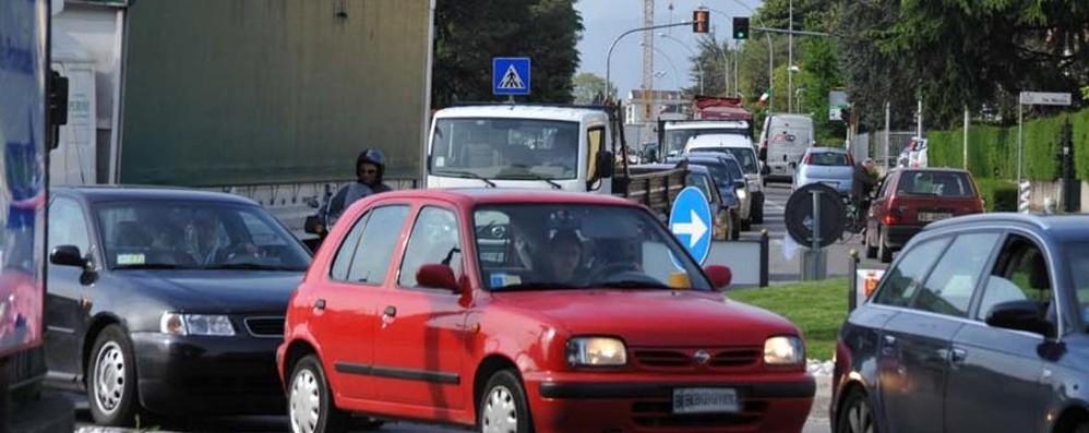 Traffico,  news in tempo reale - Diretta Scontro in galleria a San Pellegrino, code