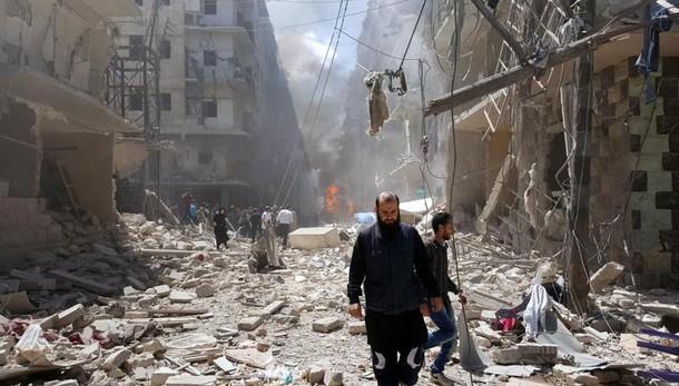 Aleppo, quarto giorno senza acqua