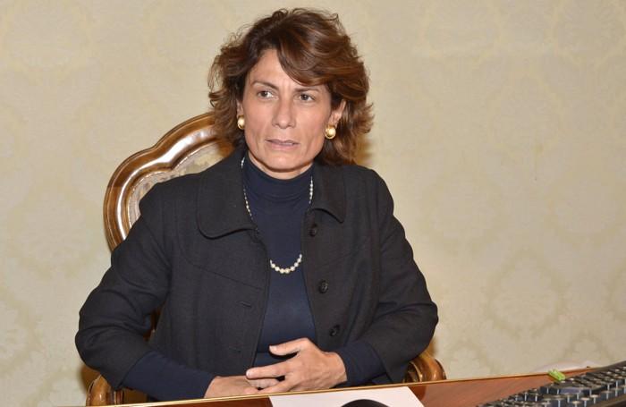 Francesca Ferrandino, prefetto di Bergamo fino ad agosto 2016