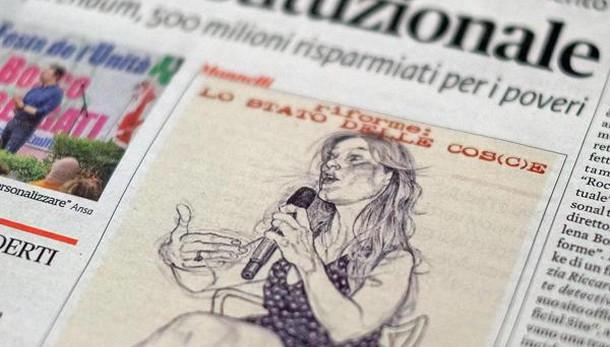 Boldrini difende Boschi, basta sessismo