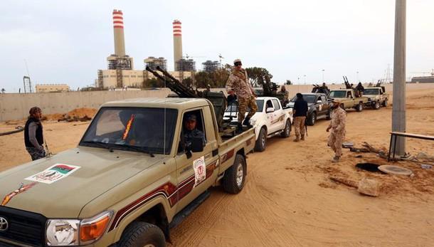 Fonti, forze speciali italiane in Libia