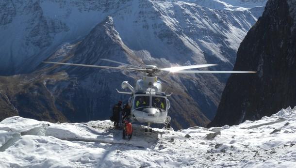 Morti due alpinisti sul Monte Rosa