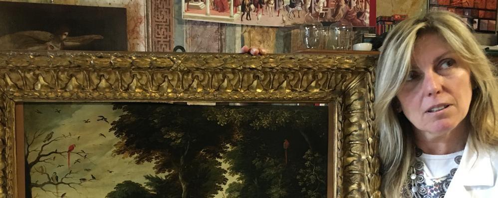 Muore dopo la caduta in giardino Sabato i funerali di Eugenia De Beni