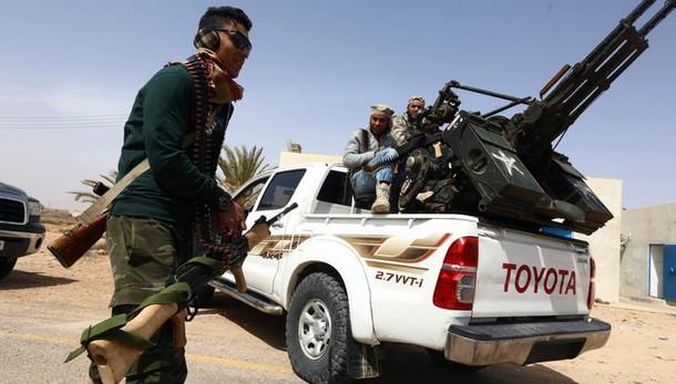 Preso quartier generale Isis a Sirte