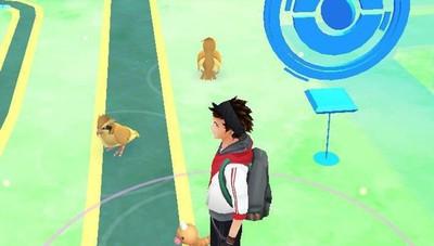 State per partire? attenzione in aeroporto non giocate a pokémon