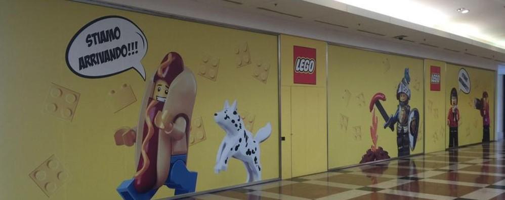 Lego arriva anche a Orio al Serio Sarà maxi, apertura  a settembre