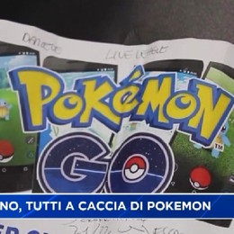 Pokemon Go, grande successo e ritrovi anche a Bergamo