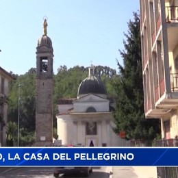 Albano Sant'Alessandro, la nuova Casa del Pellegrino