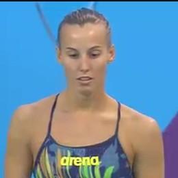Da Rai Sport Tania Cagnotto star