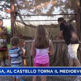 Malpaga ritorna medioevale per la Sagra dei due Castelli