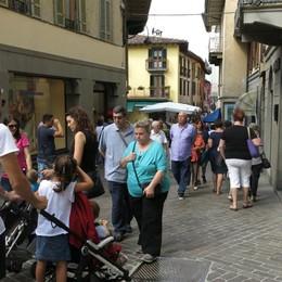 Code, traffico, mercato e grigliate La Val Seriana fa il pieno a Ferragosto