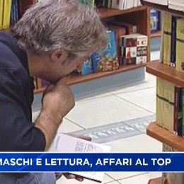 Amazon: a Bergamo si legge sempre di più