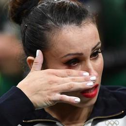 Rio: lacrime Ferrari Peccato bronzo..