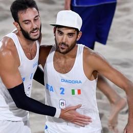 Beach volley, azzurri in finale per l'oro E il Settebello vola alle semifinali
