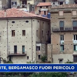 Fuori pericolo il bergamasco colpito da meningite in Cilento