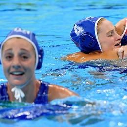 La gioia della Teani: Italia batte Russia  Setterosa in finale,  Stezzano tifa per Laura