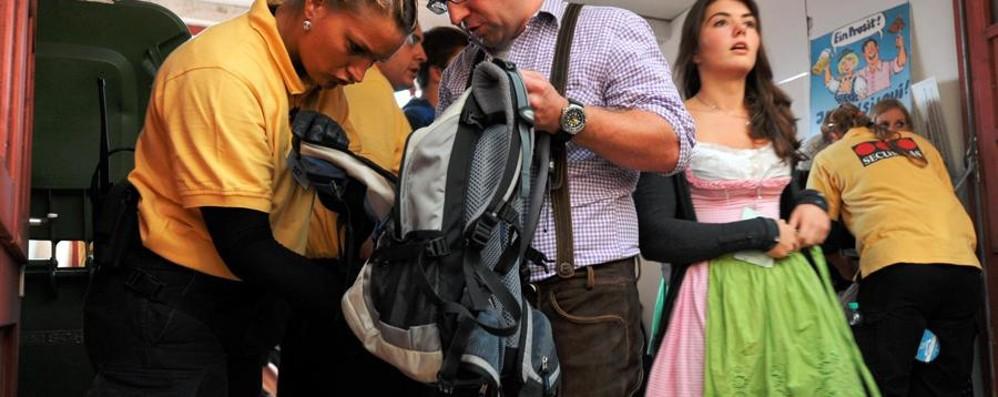 Oktoberfest blindata a Monaco Germania, aumentano i controlli