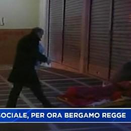 Welfare: Bergamo regge. Per ora.