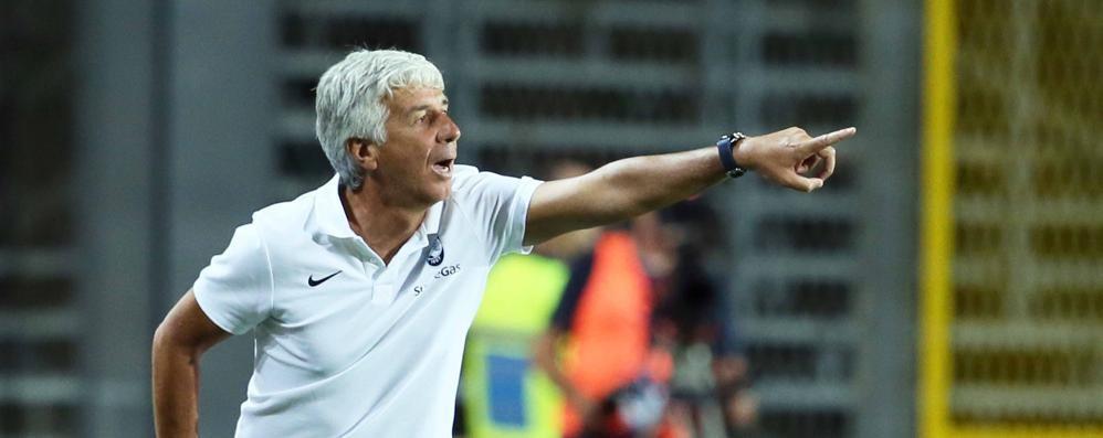 Atalanta pronta per la Lazio Occhi puntati sul gioco del Gasp
