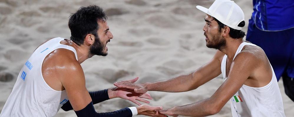 Beach volley, per Lupo è già un sogno In finale dopo aver vinto il tumore