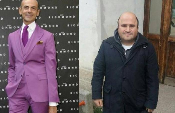 Gocce d'acqua? Ecco un tipo di foto postata dal blogger milanese. Con tanta ironia.