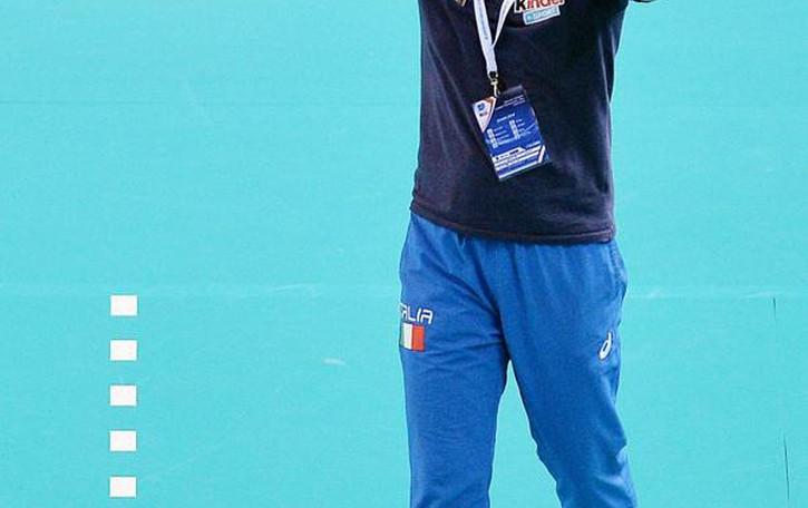 Altra medaglia Italia, pallavolo per oro