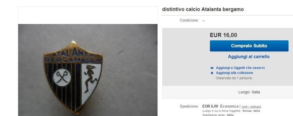 Ebay, in vendita non solo la passerella Tanti e strani annunci «Made in Bergamo»