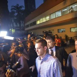 Rio: Lochte si scusa 'io responsabile'