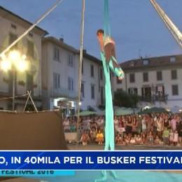 40mila persone per il Sarnico Busker Festival