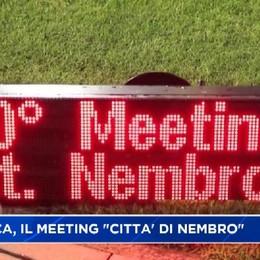 Atletica leggera, la XX edizione del Meeting Città di Nembro