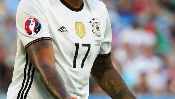 Boateng forse nuovo capitano Germania